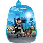United Labels Kinderrucksack Playmobil Polizei