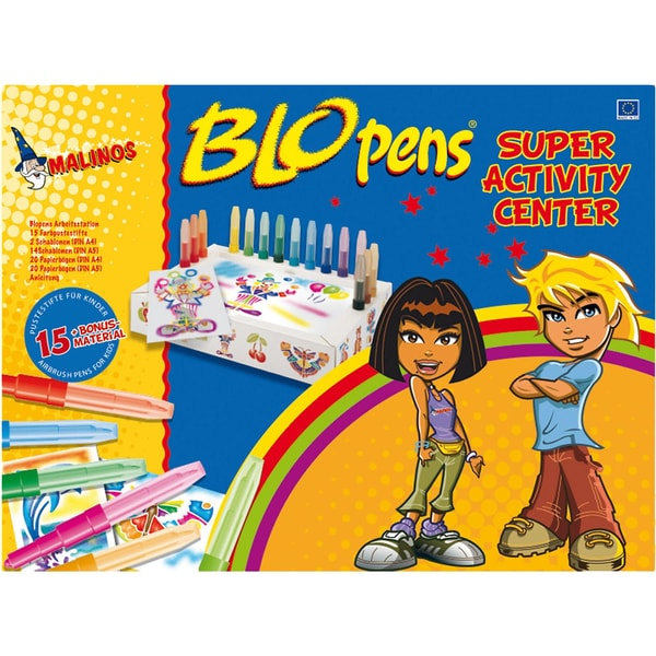 Amewi Malinos BloPens Activity Center
