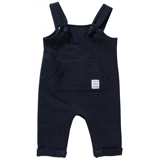 Name It Baby Latzhose Nbmnabil für Jungen Organic Cotton