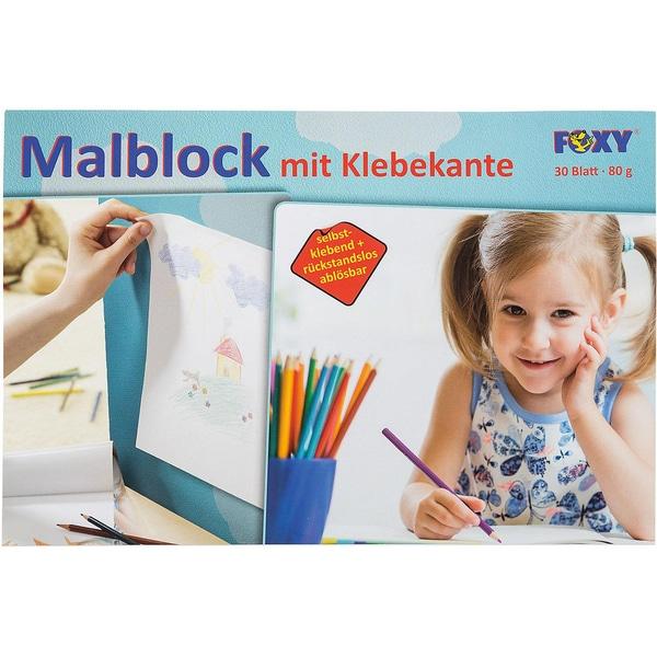 Idena Malblock A4 30 Blatt