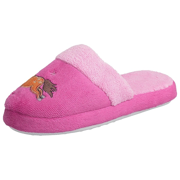 Horka Horka Kinder Hausschuhe Pink