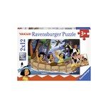 Ravensburger 2er Set Puzzle je 12 Teile 26x18 cm Yakaris Abenteuer