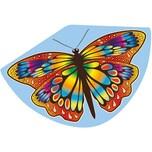 Einleinerdrachen Papillon 92 x 62 cm
