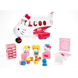 Dickie Toys Hello Kitty Jet Plane Playset