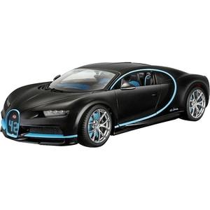 Bburago 118 Bugatti Chiron schwarz