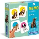 Clementoni Memo Game - Welpen