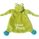 Nici Schmusetuch Frosch kleiner Prinz 25x25cm