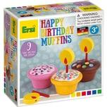 Erzi Geburtstagsmuffins Spiellebensmittel