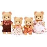 Epoch Traumwiesen Sylvanian Families Bären Familie Pelzig