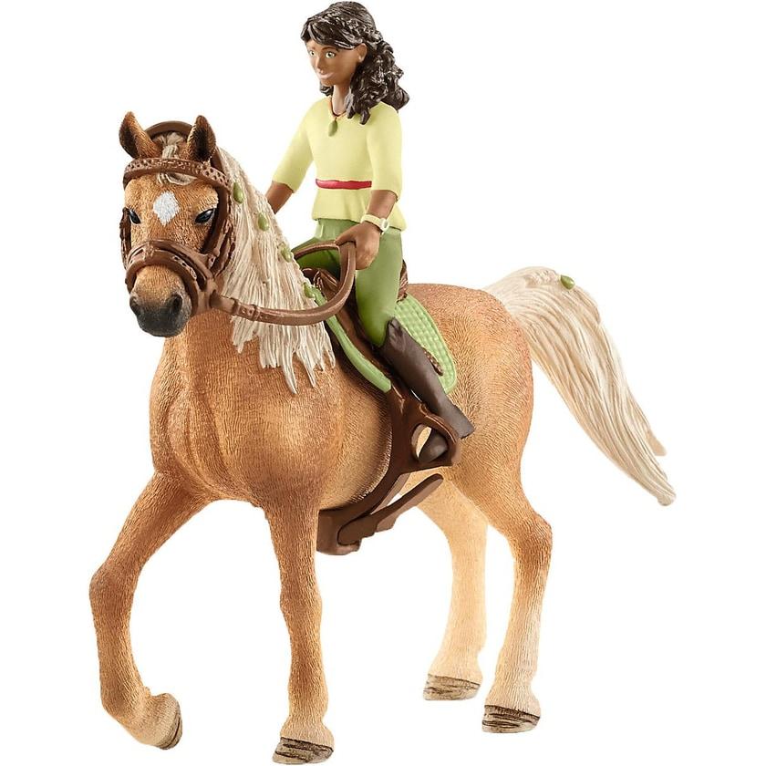 Schleich 42414 Horse Club Sarah und Mystery