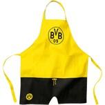 Borussia Dortmund Koch- und Backschürze BVB schwarzgelb