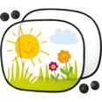 Eduplay Auto-Sonnenschutz zum Selbstbemalen 2 Stück