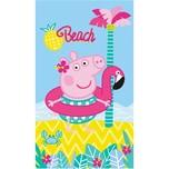 Cti Strand- Badetuch Peppa Pig Summer 70 X 120 cm
