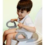 Toilettentrainer Weißgrau
