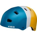 KED Helmsysteme Fahrradhelm 5Forty 3 colors retro boy
