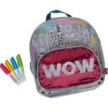 Simba Color Me Mine Swap Back Pack mit Wendepailletten