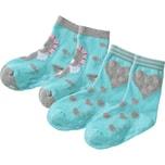 Sterntaler Baby Haussocken Doppelpack für Mädchen