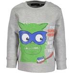 Blue Seven Baby Sweatshirt mit Überraschungs-Applikation für Jungen
