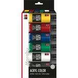 Marabu Acryl Color Set 6 x 80 ml