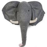 Childhome Wanddeko Elefant 3D