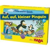Haba Meine ersten Spiele Auf auf kleiner Pinguin