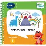 Vtech MagiBook Lernbuch Lernstufe 1 - Formen und Farben