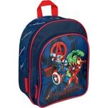 Undercover Freizeitrucksack mit Vortasche Marvel Avengers