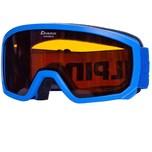 Alpina Skibrille Scarabeo Jr. lightblue