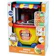 Playgo Knetset Pizza-Wagen