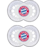 Mam Schnuller Fußball Silikon Gr. 2 FC Bayern München