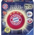 Ravensburger 2in1 Nachtlicht puzzleball® Ø13 cm 72 Teile FC Bayern München
