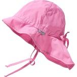 Sterntaler Baby Sonnenhut mit UV-Schutz 50 mit Nackenschutz zum Binden für Mädchen
