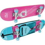 Hudora Skateboard Skate Wonders mit Rucksack
