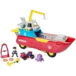 Spin Master Sea Patroller 2in1 Rettungsfahrzeug