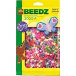 SES Creative Bügelperlenmix Glitzer 3.000 Perlen