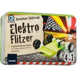 Franzis Abenteuer Elektronik Elektroflitzer