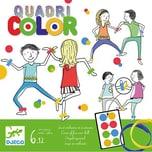 DJECO Bewegungsspiel Quadricolor