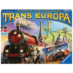 Ravensburger TransEuropa TransAmerika
