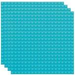 Basisplatte 20x20 Egg Blau Viererpack