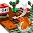 LEGO Minecraft 21162 Das Taiga-Abenteuer