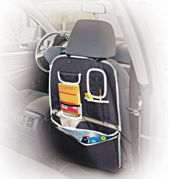 Kaufmann Auto- Rückenlehnentasche mit Kühltasche