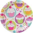 Amscan Partyset Cupcake 64-tlg.