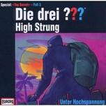 Sony CD Die Drei ??? - High Strung - Unter Hochspannung