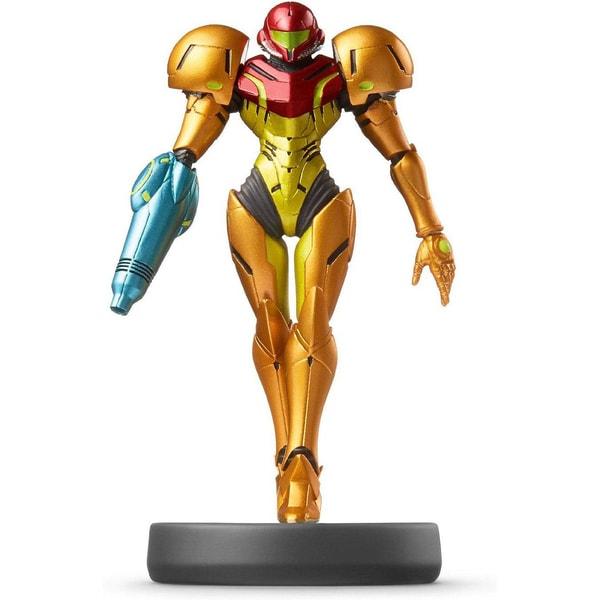 Nintendo amiibo Figur Samus Smash
