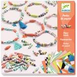 DJECO Papierkunst - Frühlings Armbänder