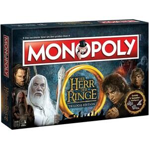 Winning Moves Monopoly Der Herr der Ringe