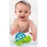 Kids II Oball Bade-Schildkröte mit Aufziehmechanismus