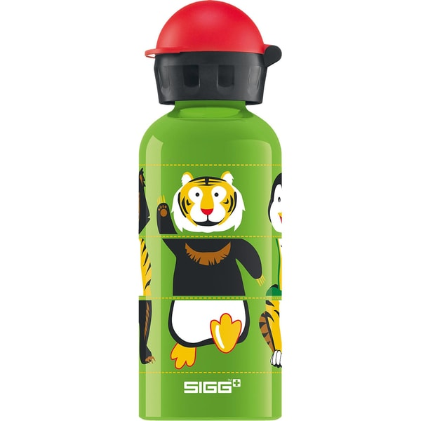 Sigg Alu-Trinkflasche Zoo Twister 400 ml