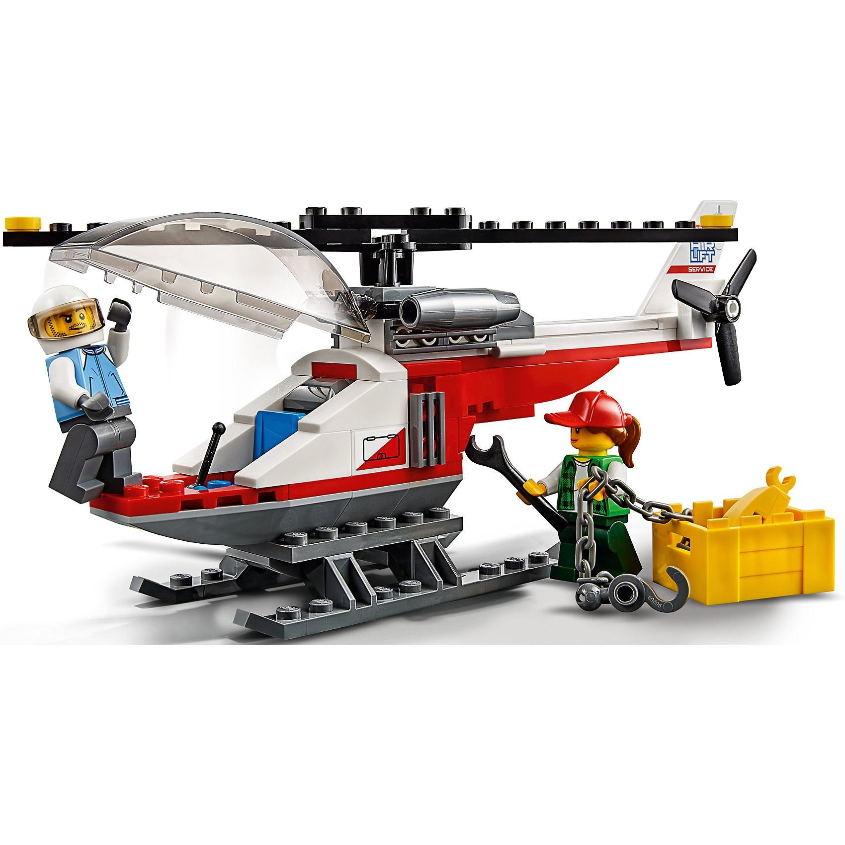 Lego City 60183 Schwerlasttransporter