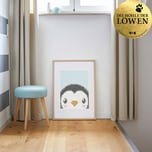 dot on art Kids pinguin 30 x 40 cm